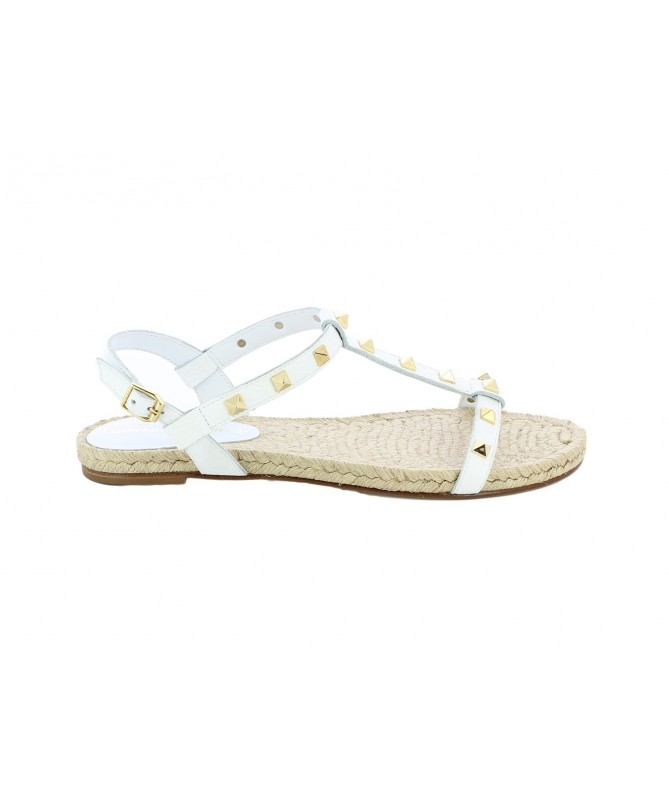 Kate - Sandal decorated with studs