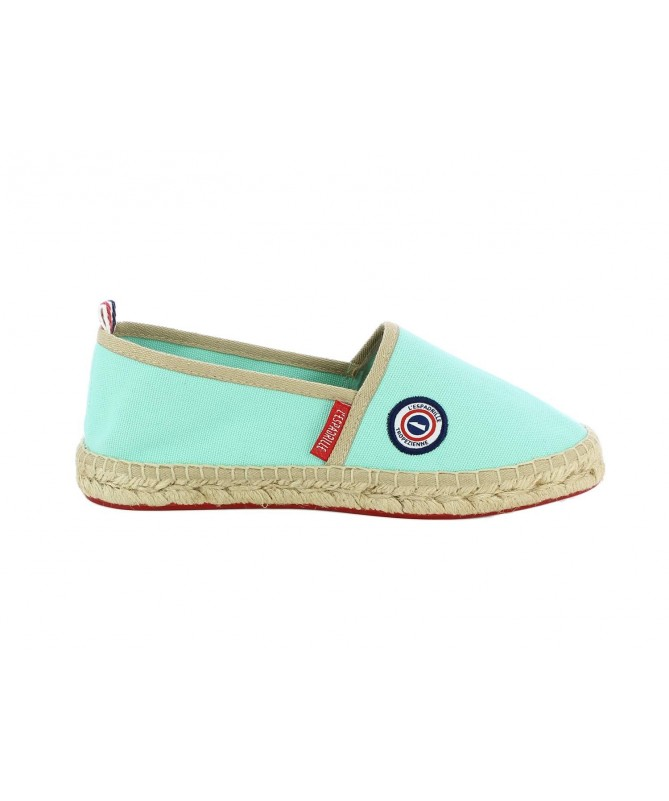 Johnny - Cotton mixed espadrille