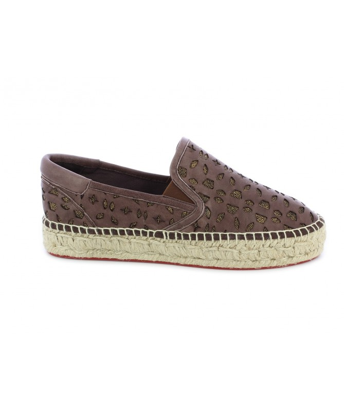 Caroline - Women wedge espadrille