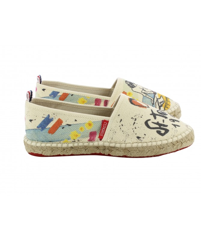 "Espadrille Beach "" by Laura Copellino"""