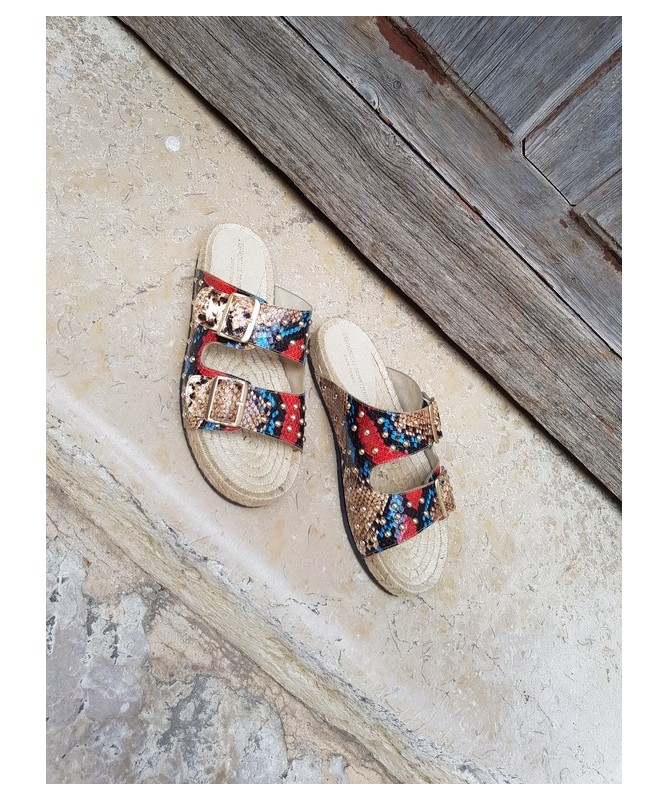 copy of Kate - Sandal decorated with studs